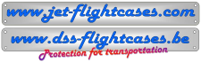 DSS & JET Flightcases